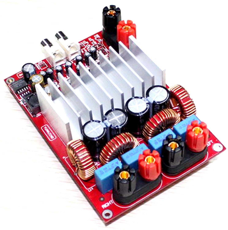 YJ Assembled TAS5630+OPA163 High Power Class D Digital