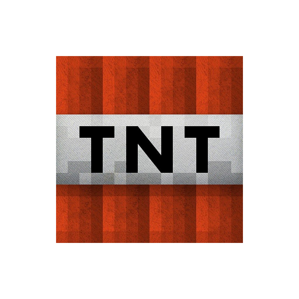 Clipart Of Minecraft Tnt Free Image