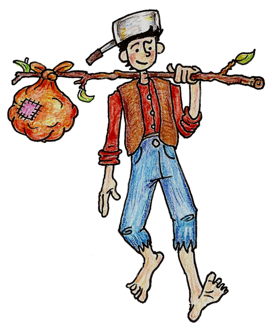 Johnny Appleseed Free Image