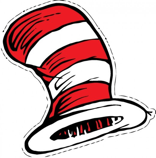 picture about Dr. Seuss Hats Printable named Dr Seuss Hat Printable N3 no cost impression