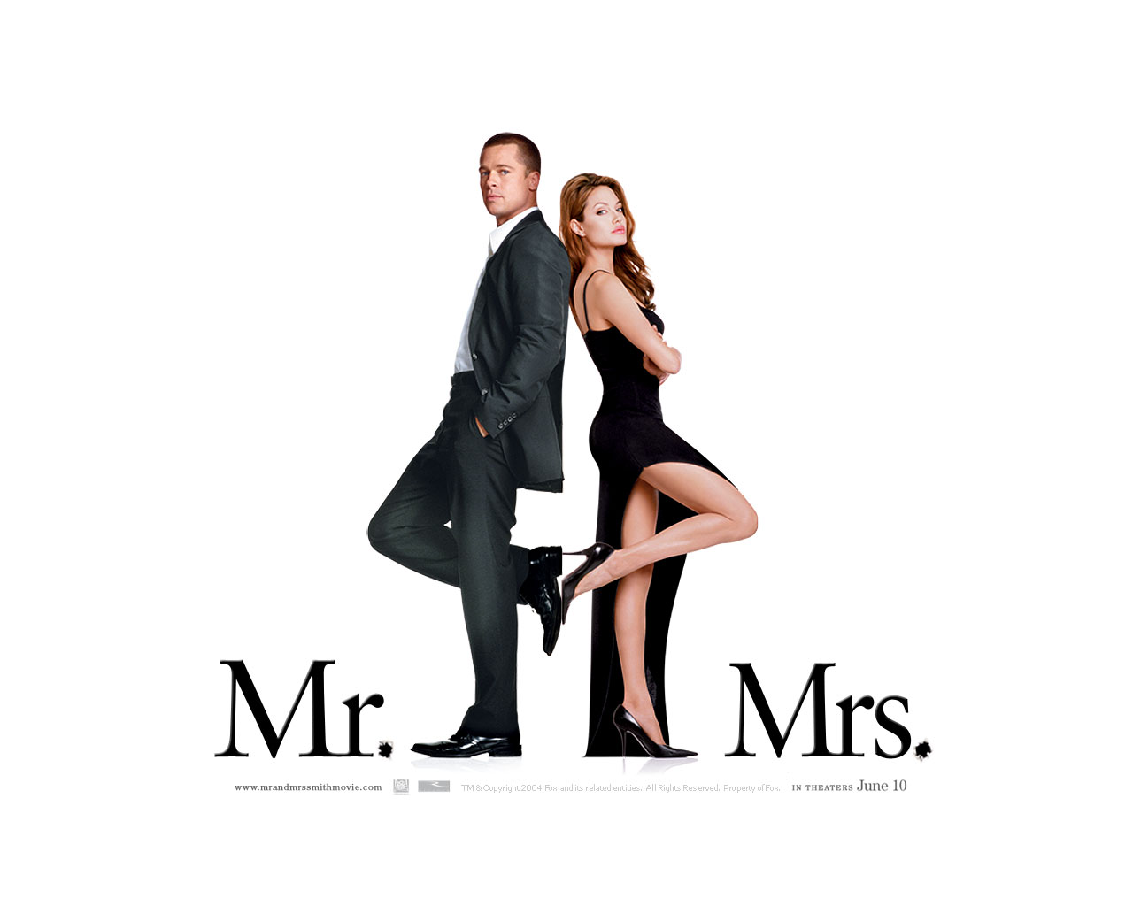 Mr And Mrs Smith free image