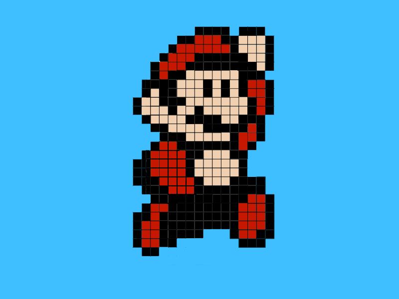 Minecraft Pixel Art Templates Free Image
