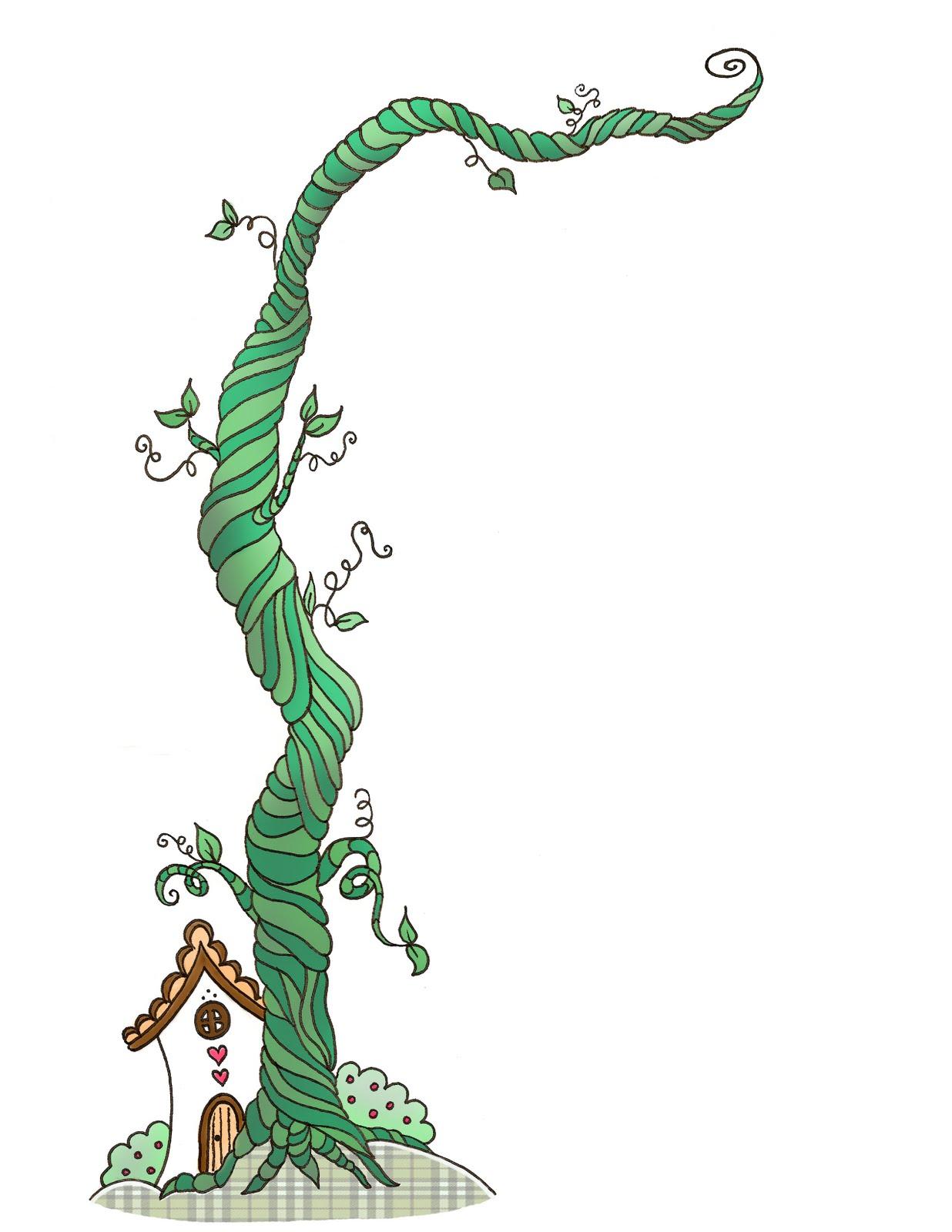 Jack Beanstalk Clip Art N3 Free Image