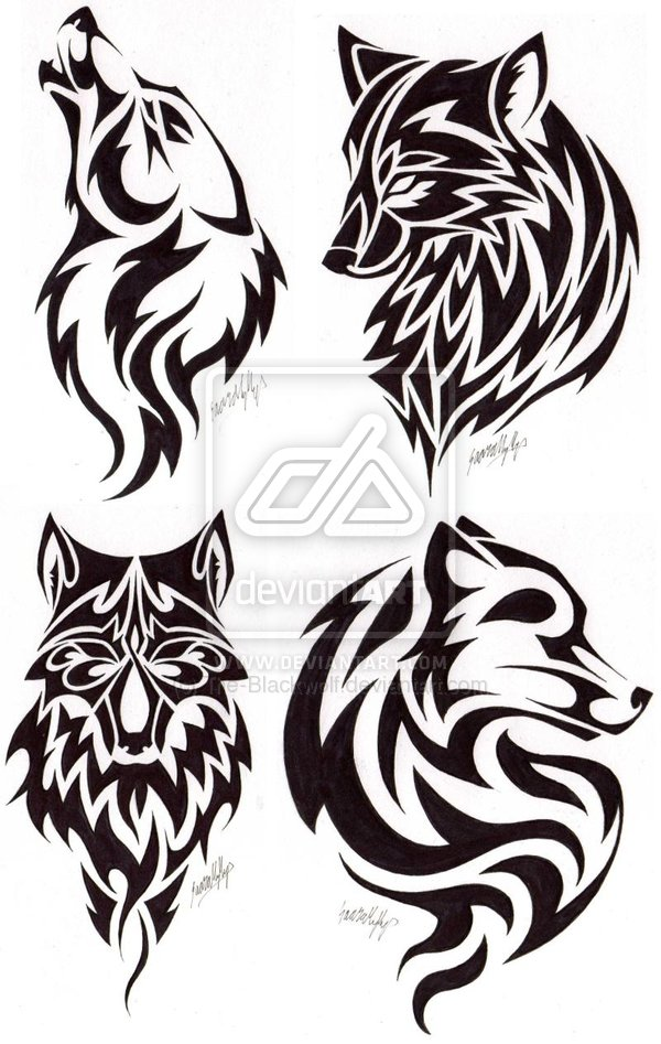 4d73c1024d0fb Celtic Wolf Head Tattoo Designs · Free Download