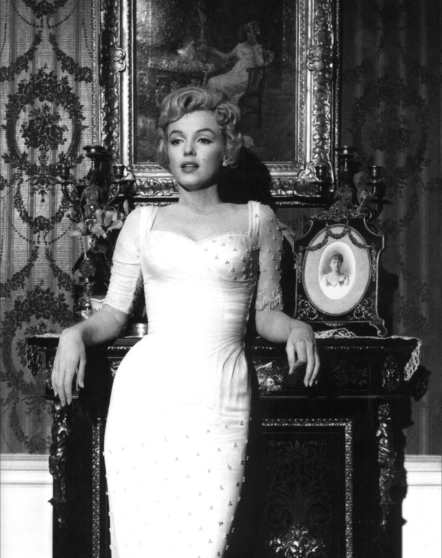 Marilyn Monroe Wedding Dress