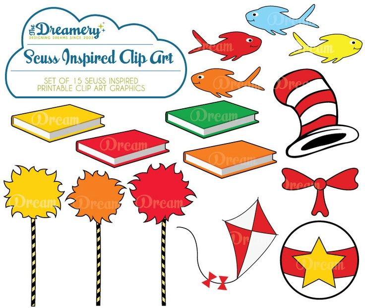 photo regarding Free Printable Dr Seuss Clip Art referred to as Dr Seuss Birthday Clip Artwork Free of charge no cost impression