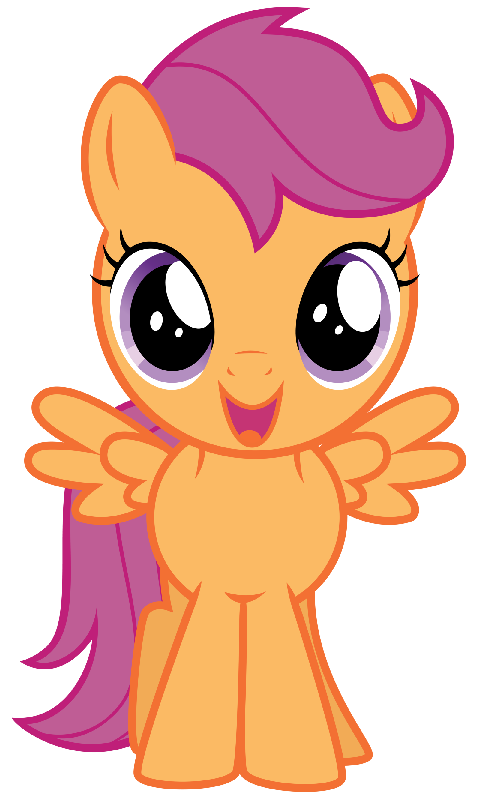 My Little Pony Scootaloo Drawing Free Image Browse among thousands of pixel perfect icons or import your own vectors. https creativecommons org licenses by nc nd 4 0