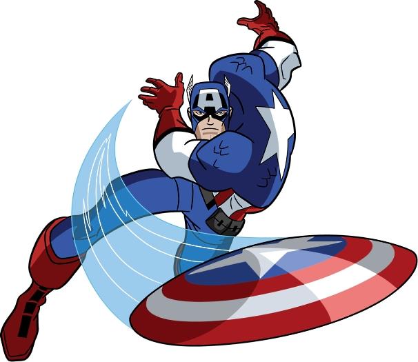 Captain america avengers. Clip art free image
