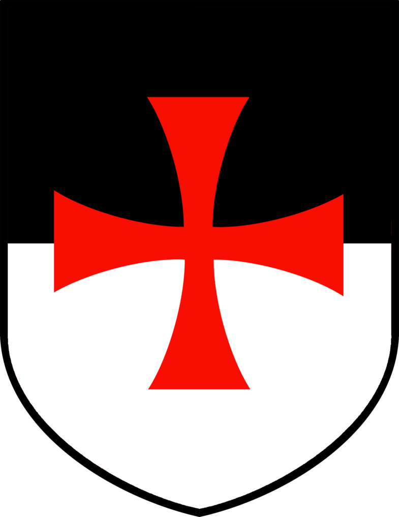 Knight Templar Shield Symbols free image