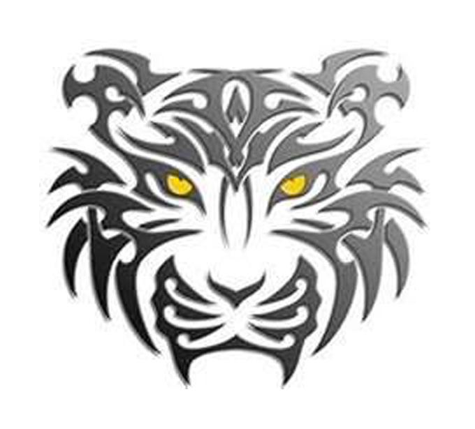 Tribal Tiger Tattoo Designs N2 Free Image