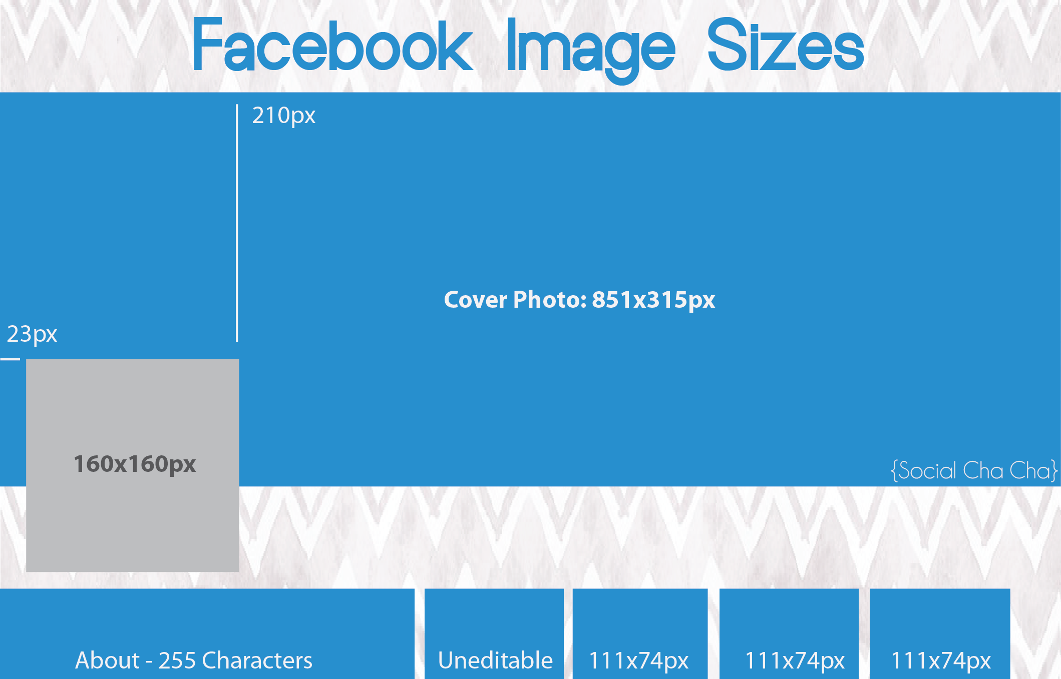 facebook cover 400 pixels wide 150 tall free image
