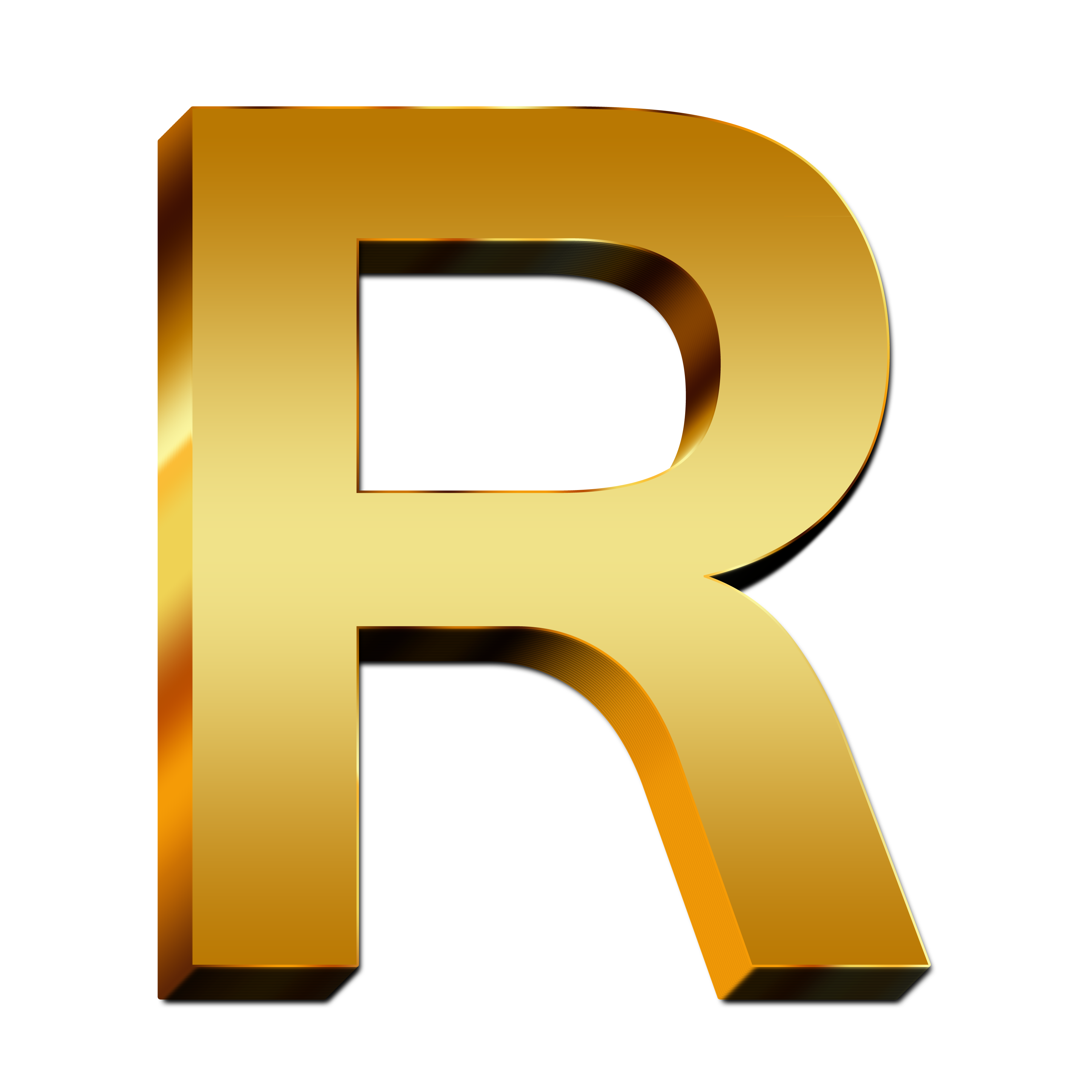 Capital Letter R Free Image