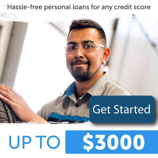 personal loans for any credit score