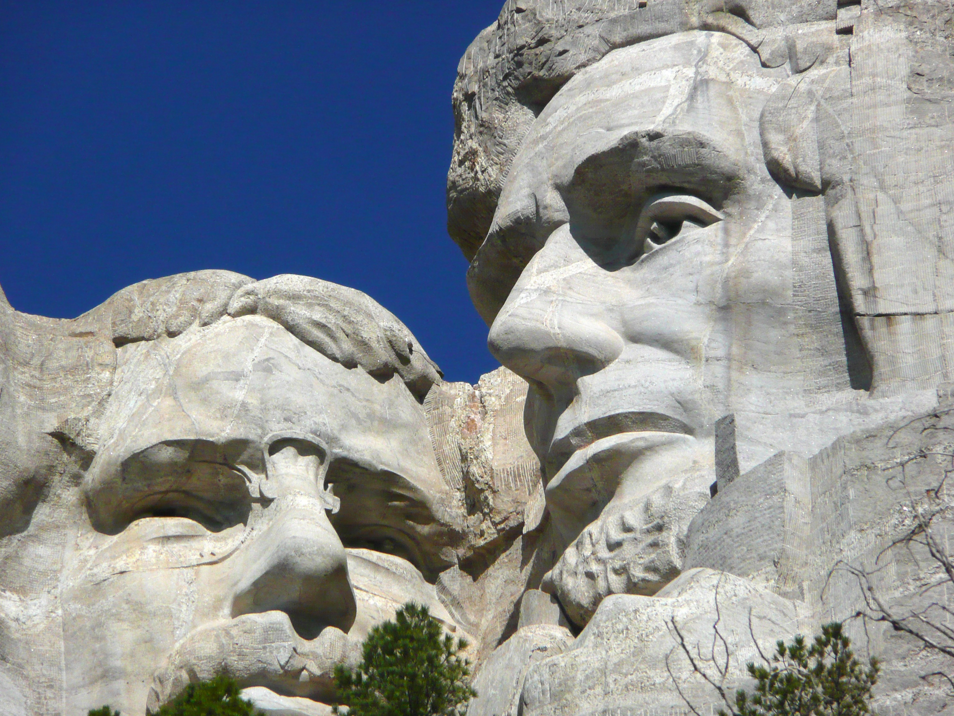 Image result for close up of mount rushmore