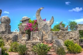 mysterious coral castle homestead south florida