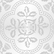 vintage floral ornament, seamless pattern