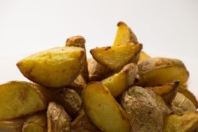 fried home fries