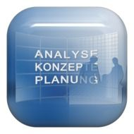Analyse konzepte planung button