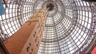 Coop's Shot Tower, australia, Melbourne Central
