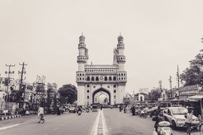 charminar monument india travel