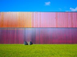 wall siding colors colours grass