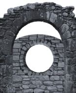 Beautiful stone arch