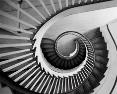 spiral staircase in Shakertown, usa, kentucky, pleasant hill