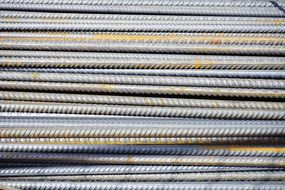metal rods for building