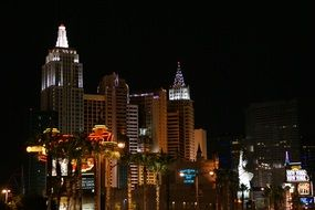 new york hotel las vegas nevada