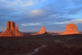 amazing monument valley arizona nature