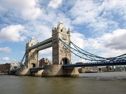 big tower bridge, london
