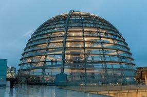 architecture reichstag Berlin Germany