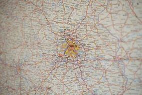 map berlin germany geography navigation streets