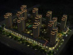 my renderings taizhou community
