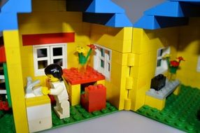 colorful building blocks lego for children