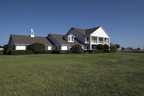 southfork ranch on meadow, usa, texas, dallas