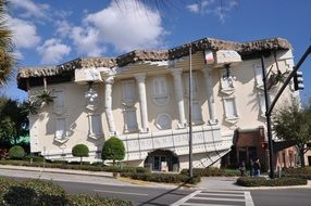 WonderWorks, Orlando's Famous Upside-Down House, usa, florida