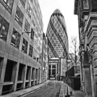 Swiss Re Building, The Gherkin skyscraper, uk, england, london, 30 St Mary Axe