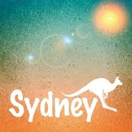 worldwide background for Sydney