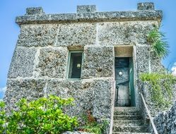 ancient coral castle miami florida