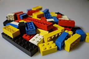 Lego constructor for children