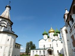 russia suzdal golden ring orthodox