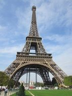 Eiffel tower Europe landmark Paris France