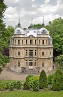 chateau de monte cristo in park, alexander duma's museum, france, Port-Marly