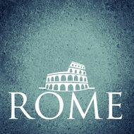 cities worldwide background for Rome