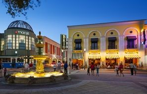City center in west palm beach