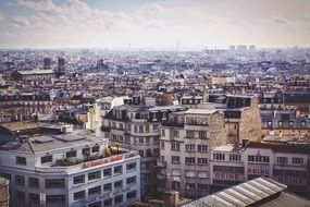 france, buildings, city, architecture,view