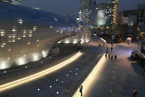 dongdaemun history and culture park