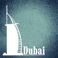 worldwide background for Dubai