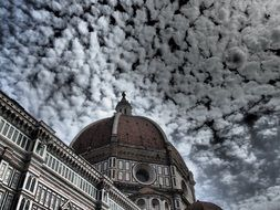 florence cathedral building italy